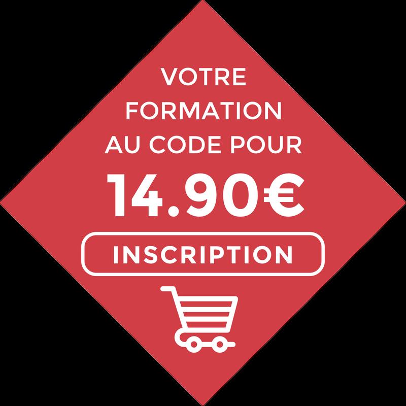 Code en ligne pour 14.90€