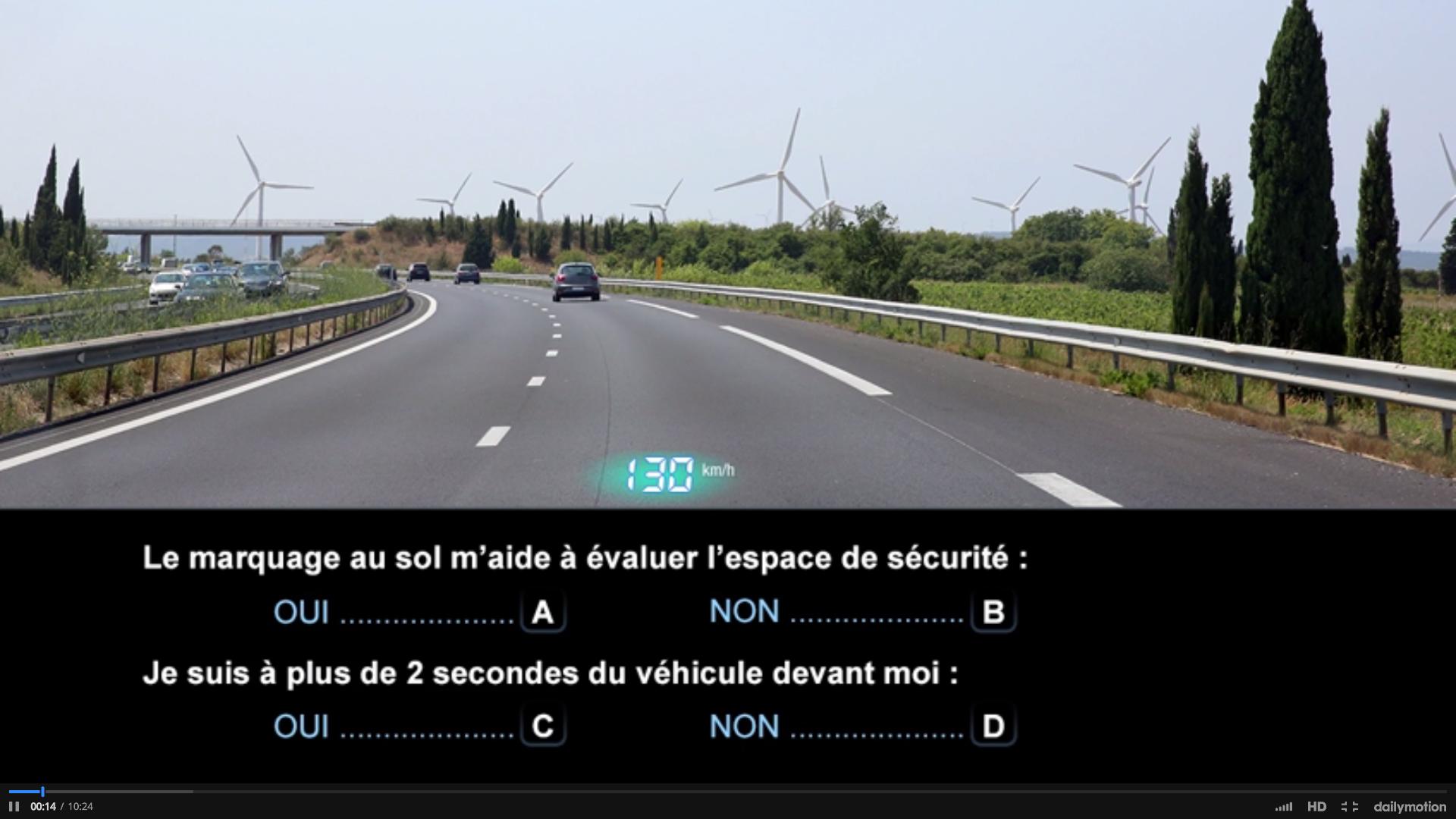 Toutes les informations sur le nouvel examen du code de la route