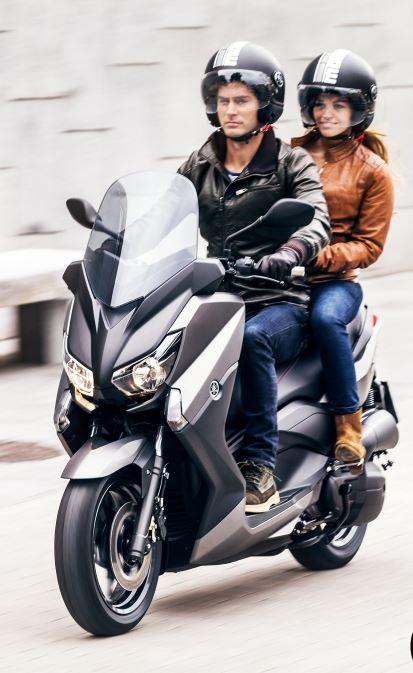 Moto: Transporter un passager