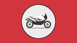 Les épreuves de l'examen pratique du permis Moto