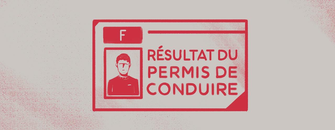Connaître le résultat du permis