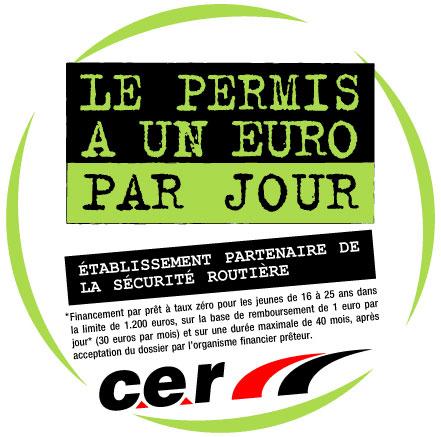 Les permis à 1 euro par jour
