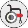 PERMIS B sur véhicule aménagé pour les personnes à mobilité réduite